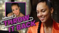 Alicia Keys Reflects Upon 'Fallin',' Performing at Obama's Inaugural Ball & More | Throw It Back