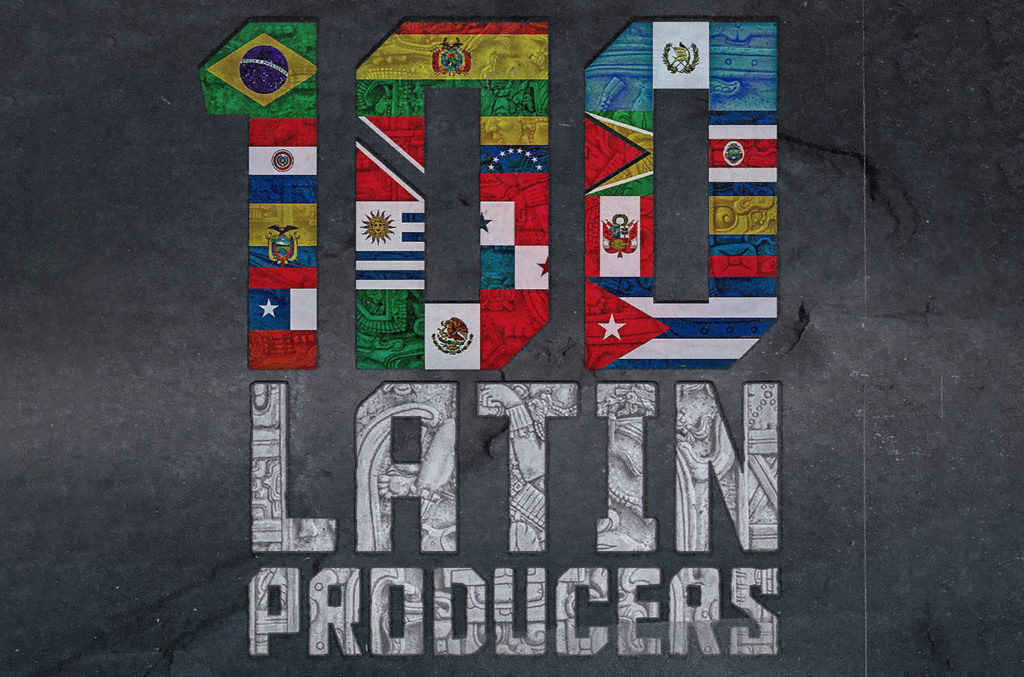 100 Latin Producers