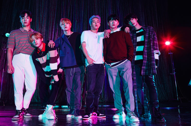 How Monsta X Is Taking Over the U.S., One Tour Stop At a Time