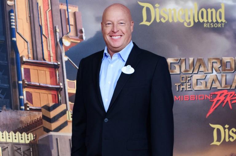 Bob Iger Leaving Disney, Bob Chapek Named New CEO