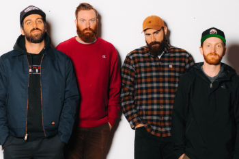 Four Year Strong Premieres 'Get Out of My Head' Video From 'Brain Pain'