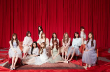 IZ*ONE Blooms in Social 50 Chart's Top 10