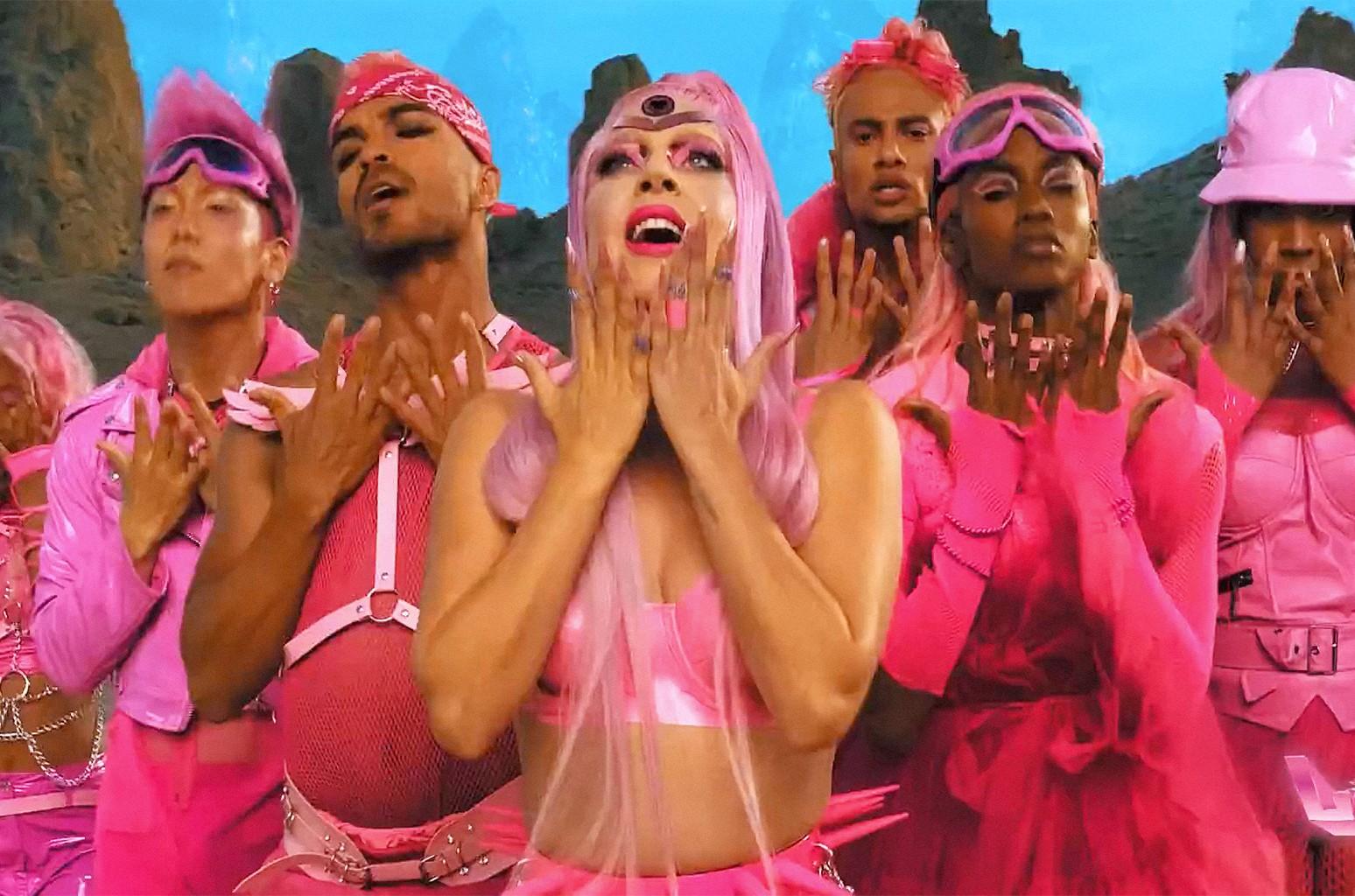 "Lady Gaga, ""Stupid Love"""