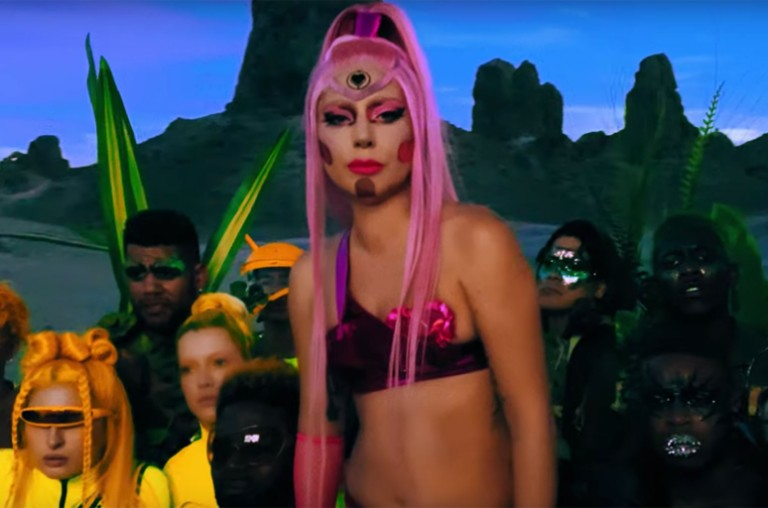 This image has an empty alt attribute; its file name is lady-gaga-stupid-love-teaser-2020-billboard-1548-1582822310-768x508.jpg