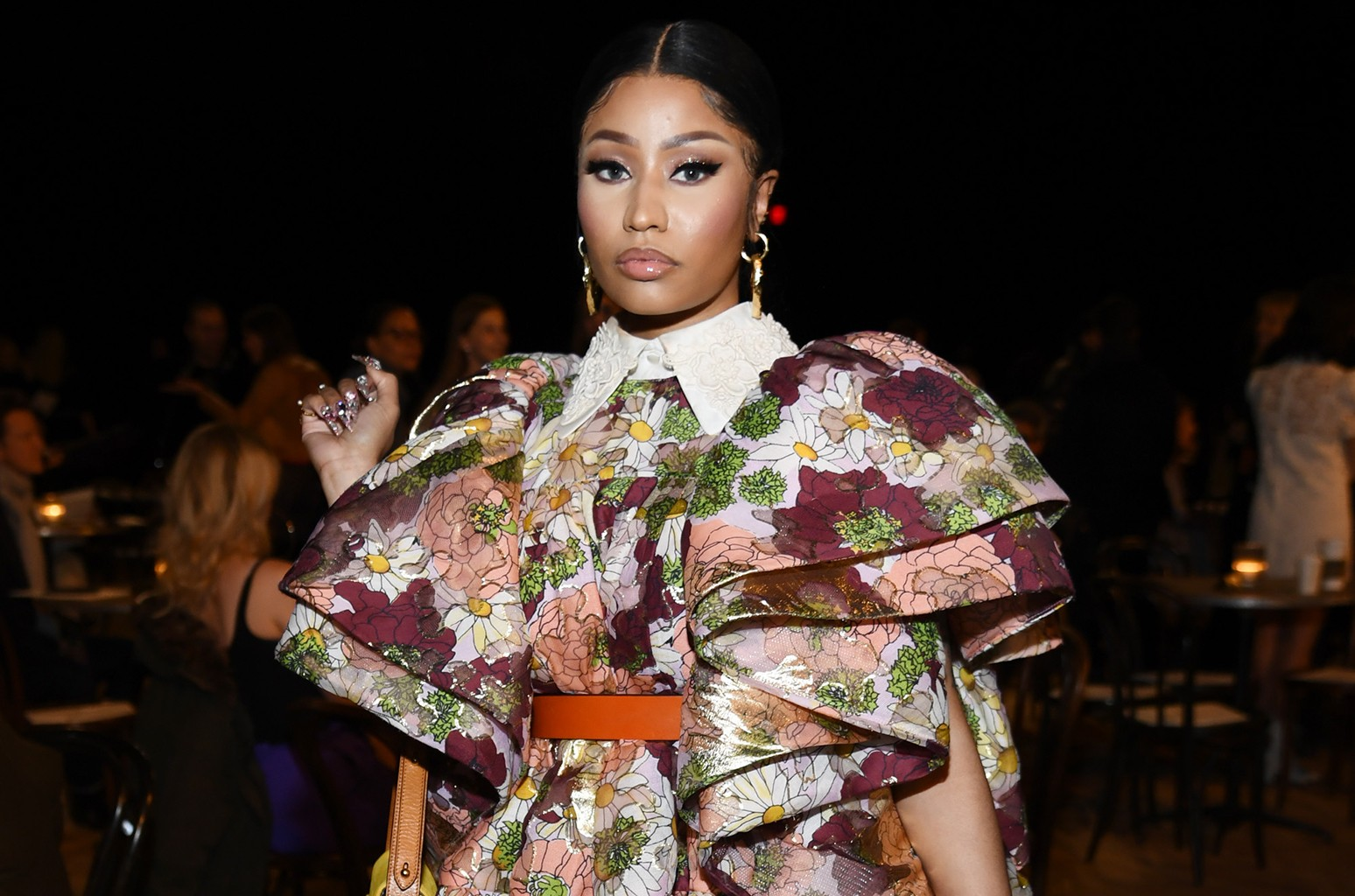 Man Arrested in Hit-and-Run Death of Nicki Minaj's Dad