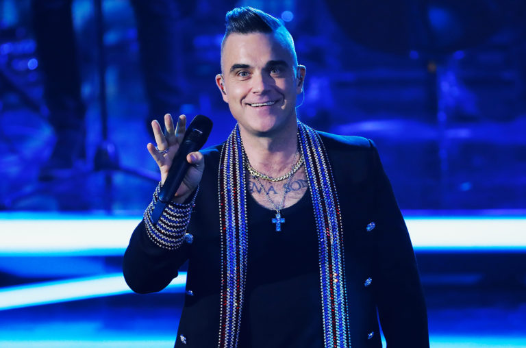 Robbie Williams to Return to Las Vegas for 2020 Residency