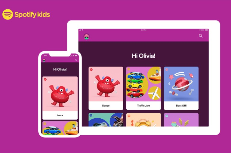 Spotify Kids Launches in U.S., Canada and France with New 'Wash Your Hands' Playlist