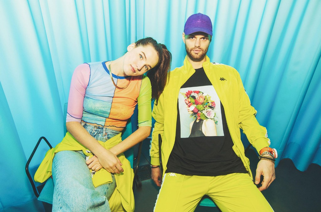 Sofi Tukker Open Up Their Suitcases for Fashion Inspiration on the Road