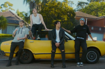 5 Seconds of Summer's 'CALM' Leads U.K. Midweek Albums Chart