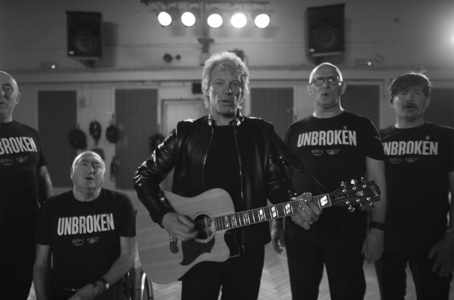 Bon Jovi Unbroken