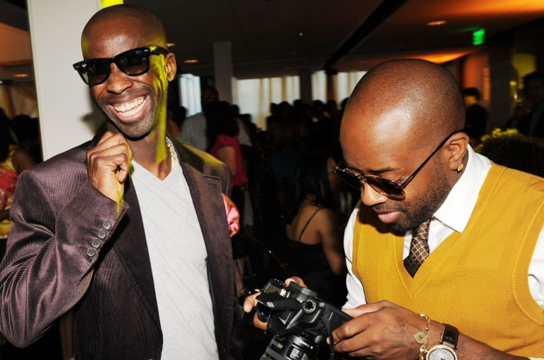 Bryan Michael Cox and Jermaine Dupri