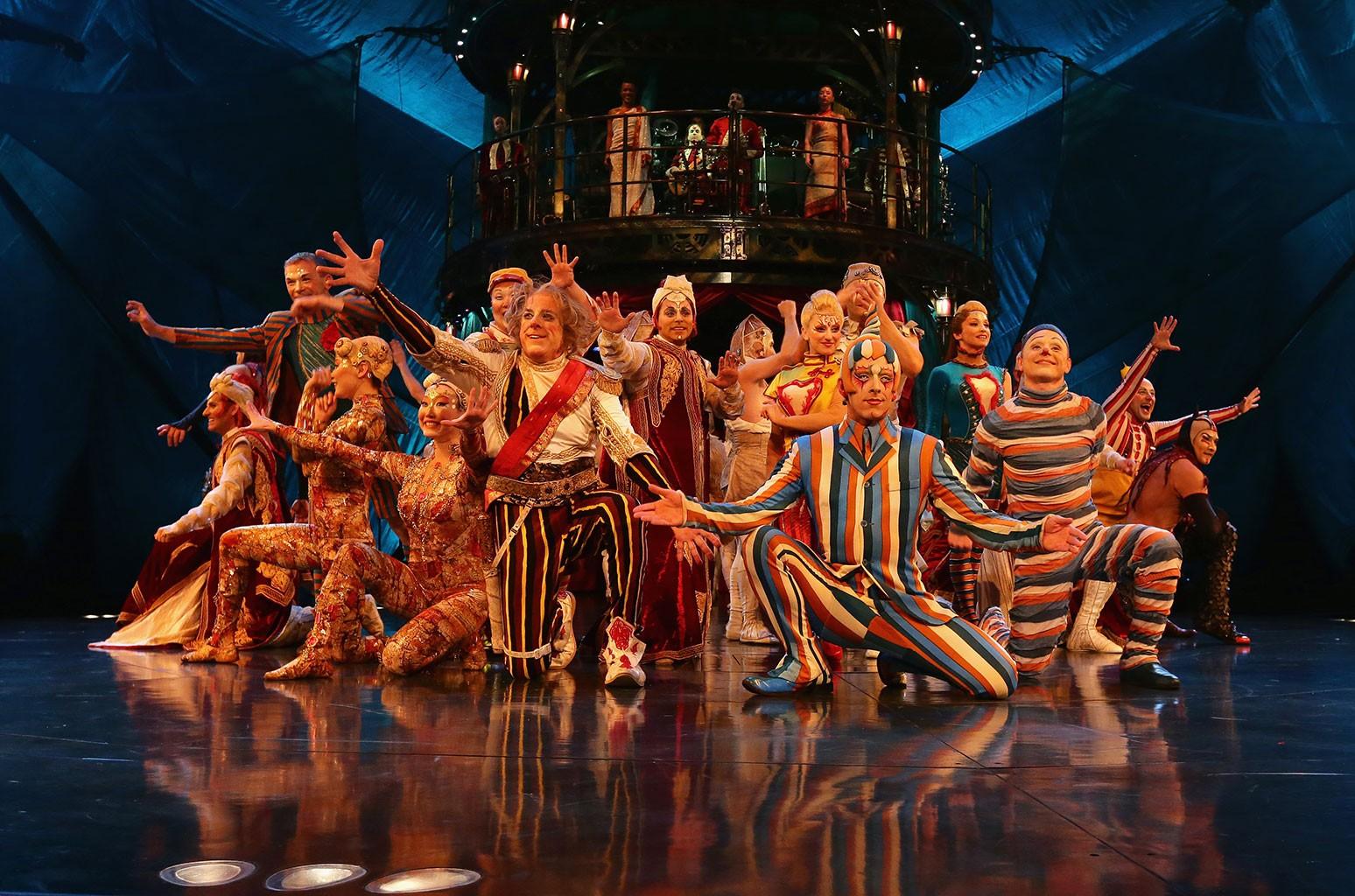 Cirque Du Soleil Kooza Sydney Dress Rehearsal