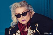 Debbie Harry on Spending Six Weeks at No. 1 With Blondie's 'Call Me'