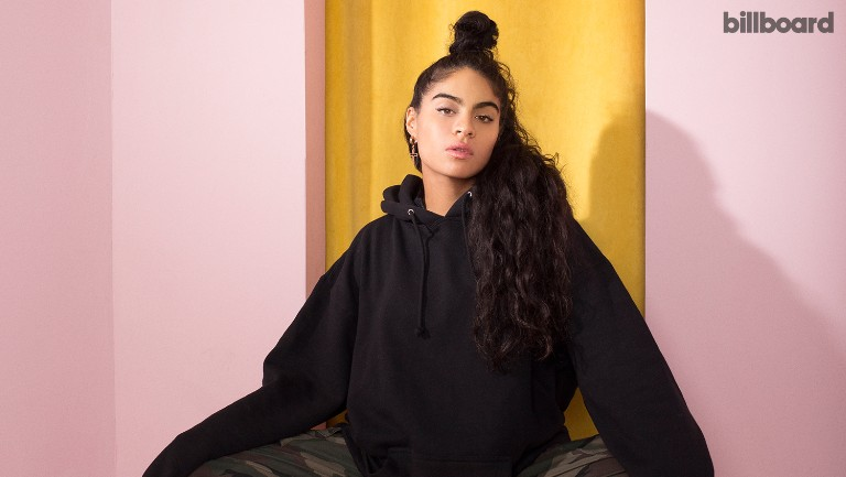 <p>Jessie Reyez photographed on March 3, 2020 at Demi Studio in Toronto.</p>