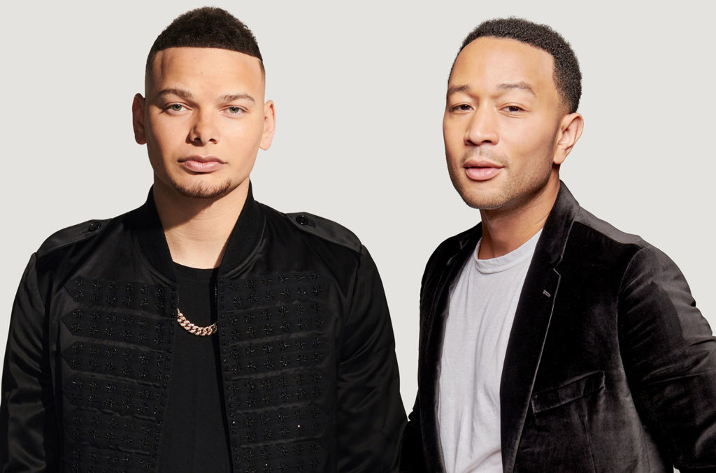 Kane Brown & John Legend Perform 'Last Time I Say Sorry' for First Time at 'ACM Presents: Our Country'