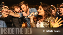Inside the Den with Lady Antebellum at United Palace Theatre | Artists Den