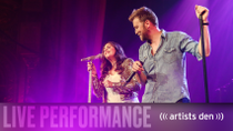 Lady Antebellum Performs 'Heart Break' at the United Palace Theater | Artists Den