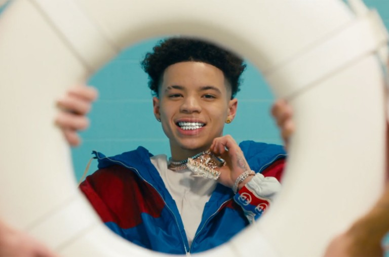"""Lil Mosey, """"Blueberry Faygo"""""""