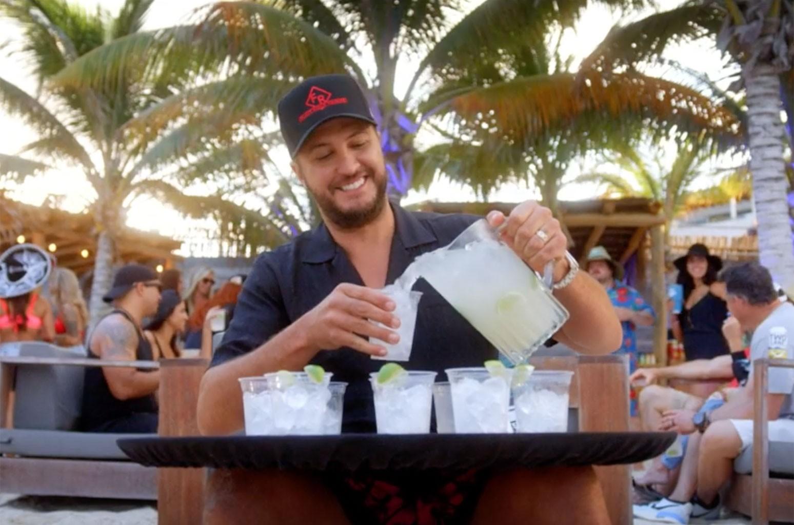 Luke Bryan One Margarita