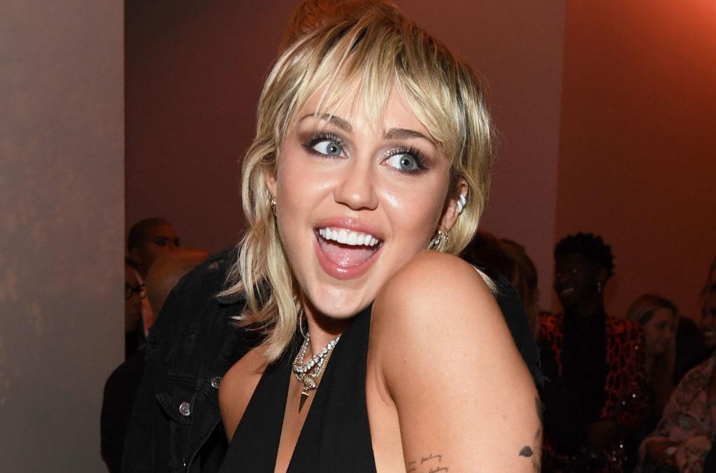 Miley Cyrus, Swizz Beatz, Timbaland & More Accept Webby