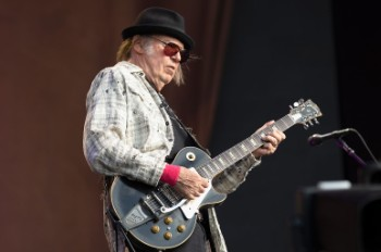 Neil Young Slams Trump Over Use of His Music at Mount Rushmore Event: 'This Is Not OK With Me'