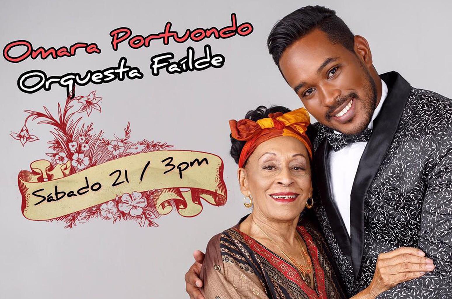 Orquesta Failde and Omara Portuondo