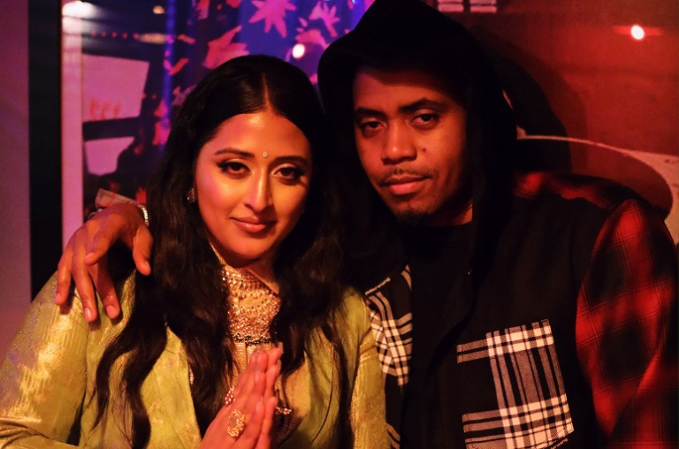 Raja Kumari and Nas