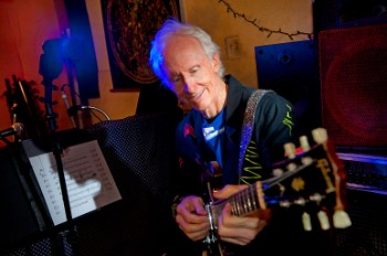Robby Krieger Explores Jazz for His Upcoming Solo Project, But With 'a Little Zappa, a Little Doors'