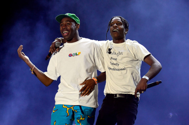 ASAP Rocky tyler the creator