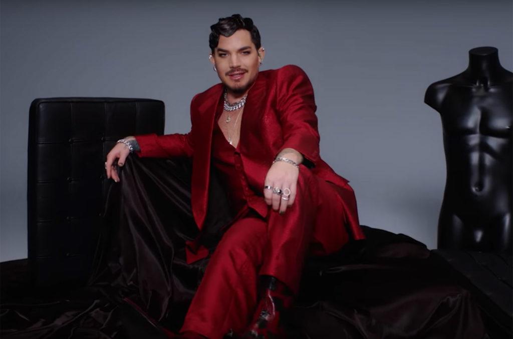 Adam Lambert Performs 'Mad World' for Global Pride 2020