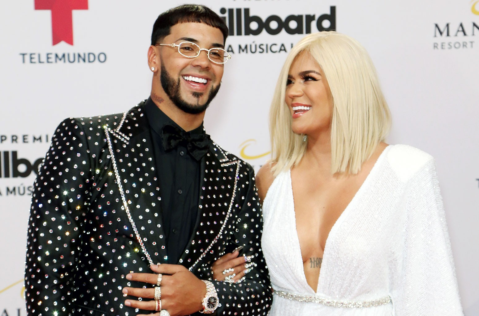 New Song Karol G & Anuel AA Recorded ...