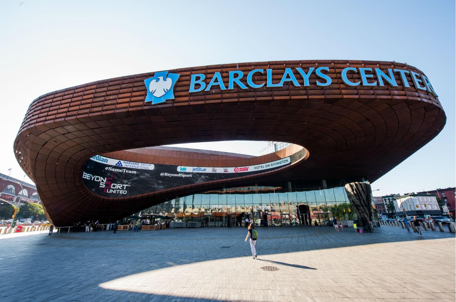 Barclays Center Announces Five New Senior Hires | Billboard