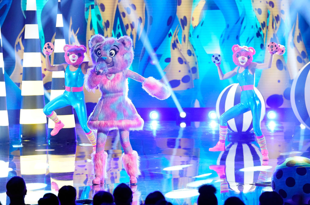 The Bear, The Masked Singer