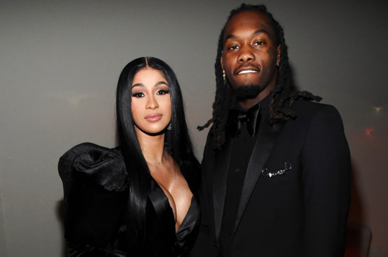 Cardi B Engaged To Offset After Rapper Proposes Live On: Boredom Is Getting The Best Of Cardi B & Offset During