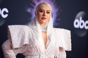 Christina Aguilera on Ruth Bader Ginsburg: 'Let Us Honor Her By Being the Fighters That She Fought for Us to Be'
