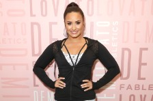 Demi Lovato Pledges Donations to Frontline Workers With New Fabletics Line