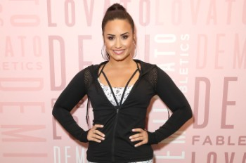 Demi Lovato Can't Stop Laughing at Herself While Rewatching 'Camp Rock'