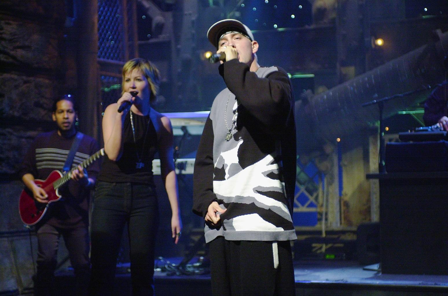 Eminem, Dido