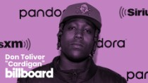 """Don Toliver's """"Cardigan"""" 