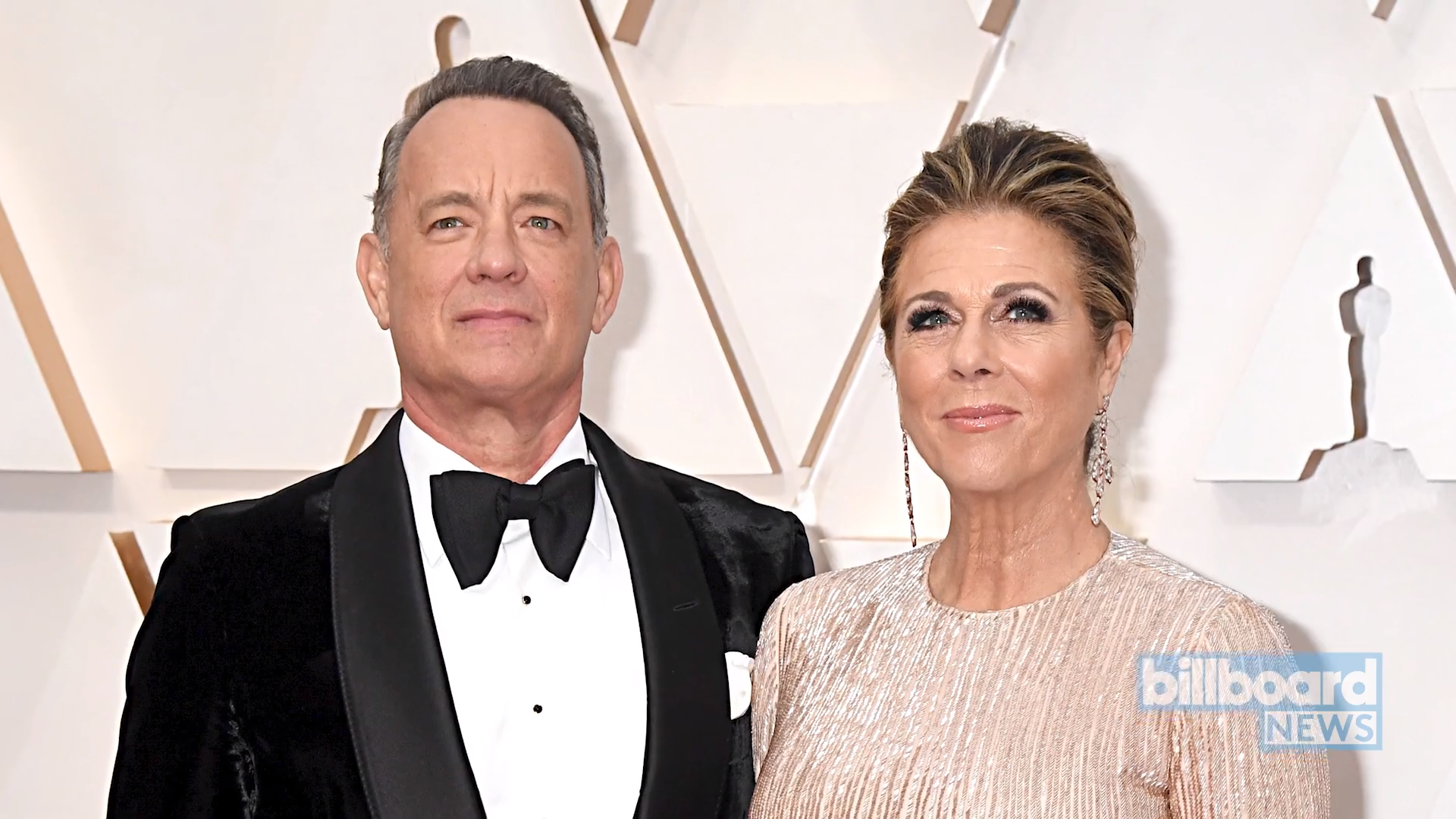Celebs Voice Support For Tom Hanks and Rita Wilson Following Coronavirus Diagnosis: 'We All Love You'