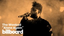 "The Weeknd's ""Alone Again"" 