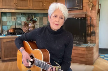 Joan Baez Shares 'Hello in There' Tribute, Offers Prayers For John Prine Amid His Hospitilization: Watch