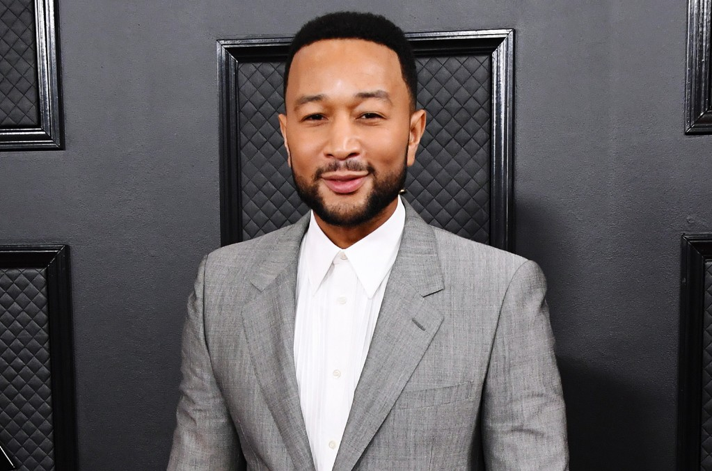 Check Out the Cover Art and Track List For John Legend's New Album ...