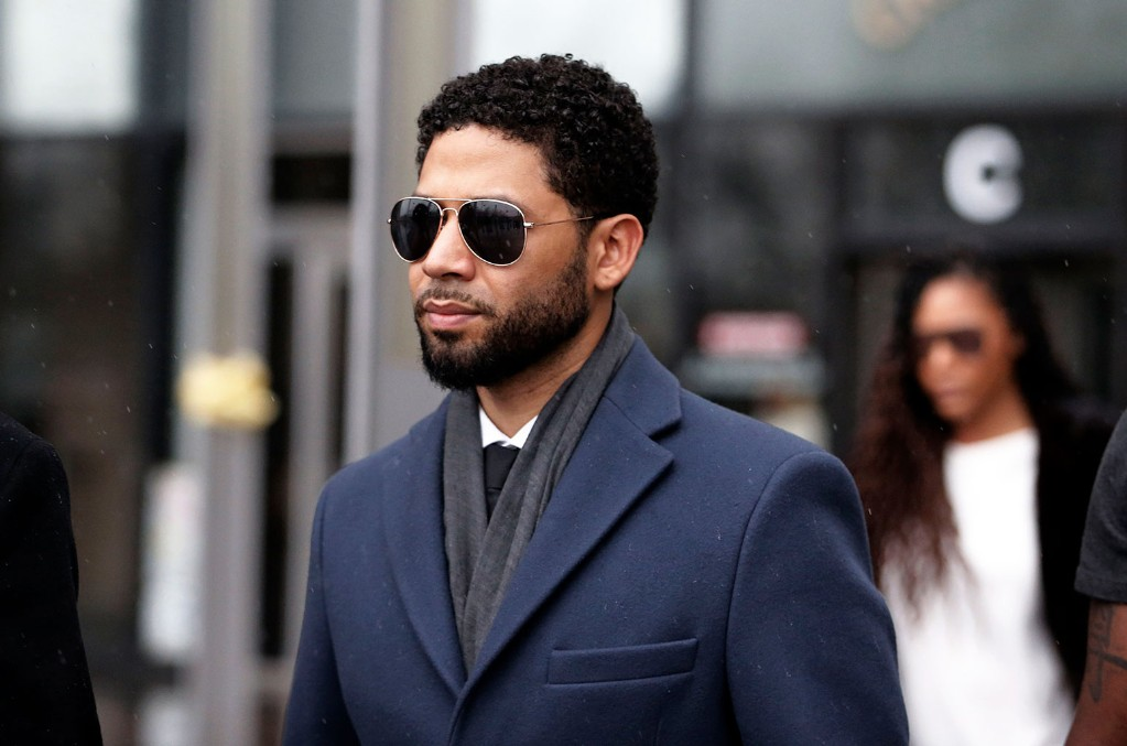 Jussie Smollett Returns to Social Media After Nine Months With Stevie Wonder Cover: 'Quarantine Day 421'