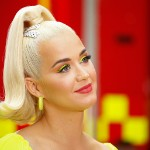 Katy Perry Dresses as a Giant Roll of Toilet Paper as a Reminder to Watch At-Home 'American Idol'