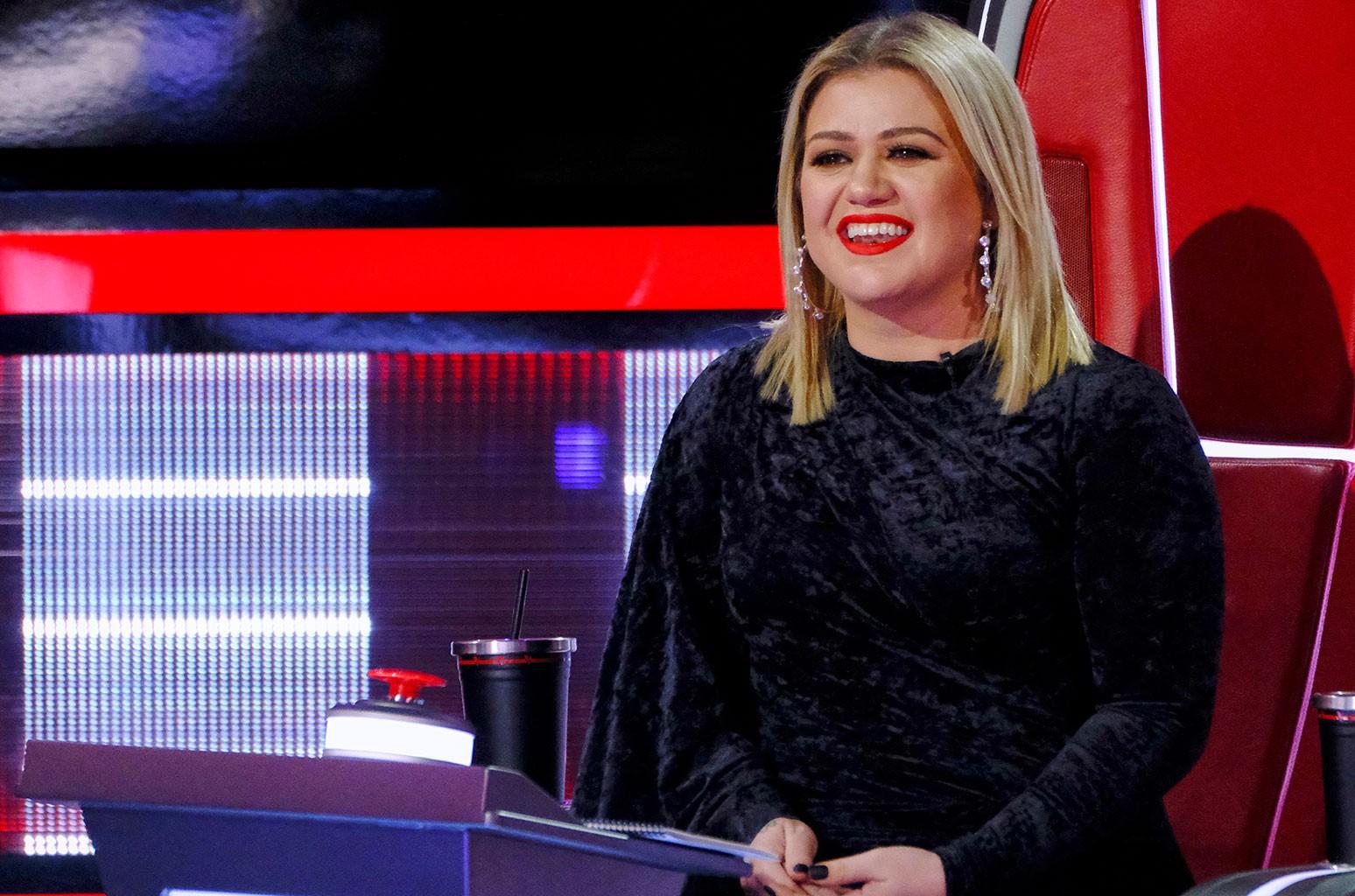 Kelly Clarkson, The Voice