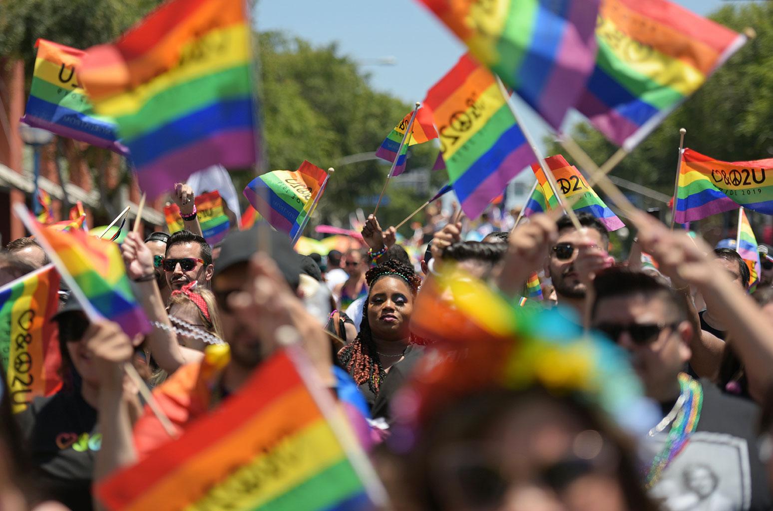 Amid Coronavirus Concerns, Will LGBTQ Pride Fests Still Happen In 2020?
