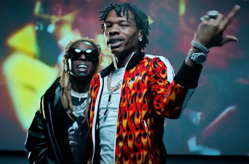 Lil Baby S Forever Video Feat Lil Wayne Watch Billboard