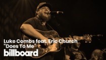 """Luke Combs' """"Does To Me"""" feat. Eric Church 