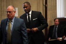 New York Judge Denies R. Kelly's COVID-19 Plea to Be Released From Custody